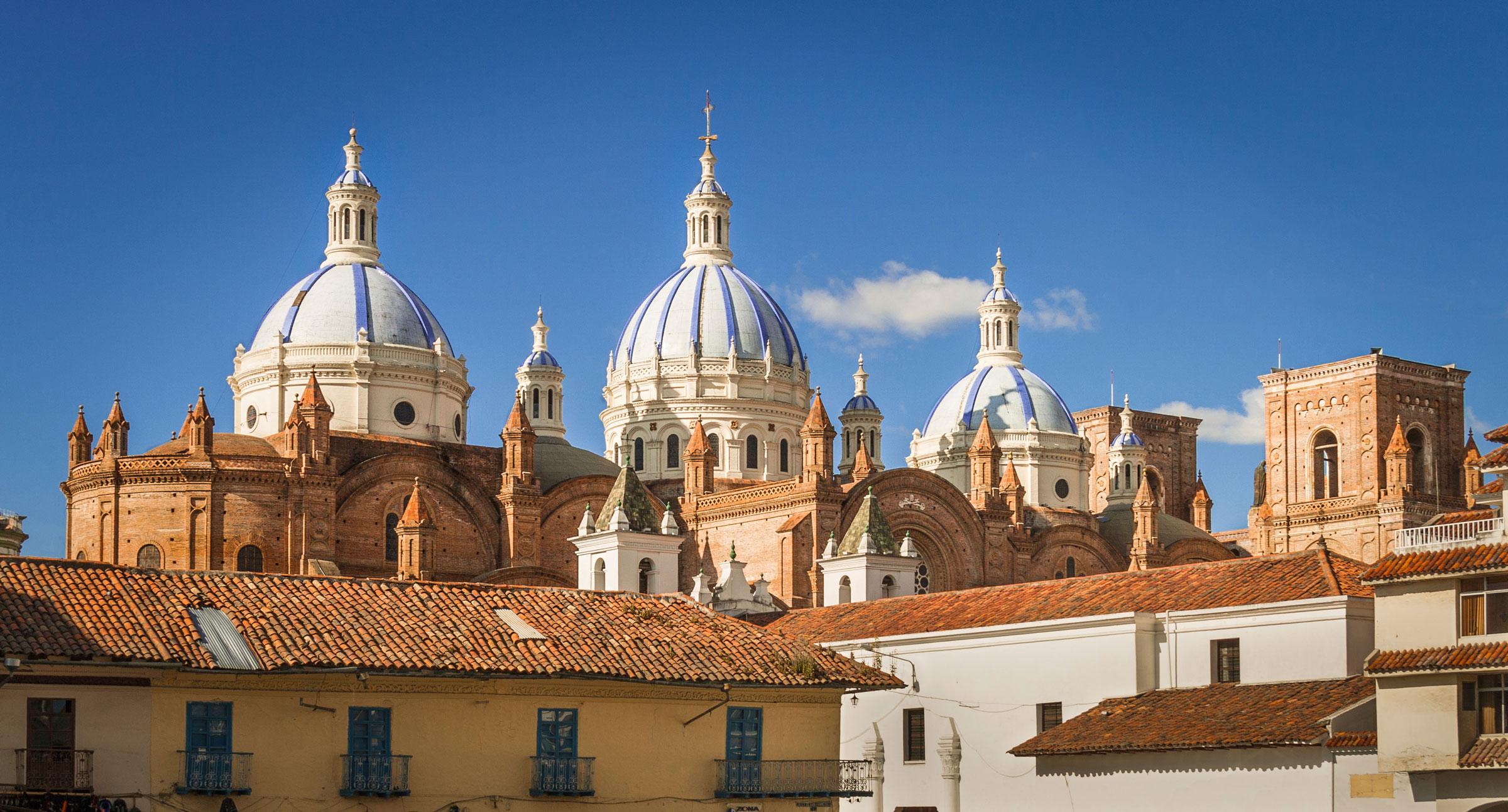 ¿Piensas Viajar a Ecuador ? Visita Cuenca