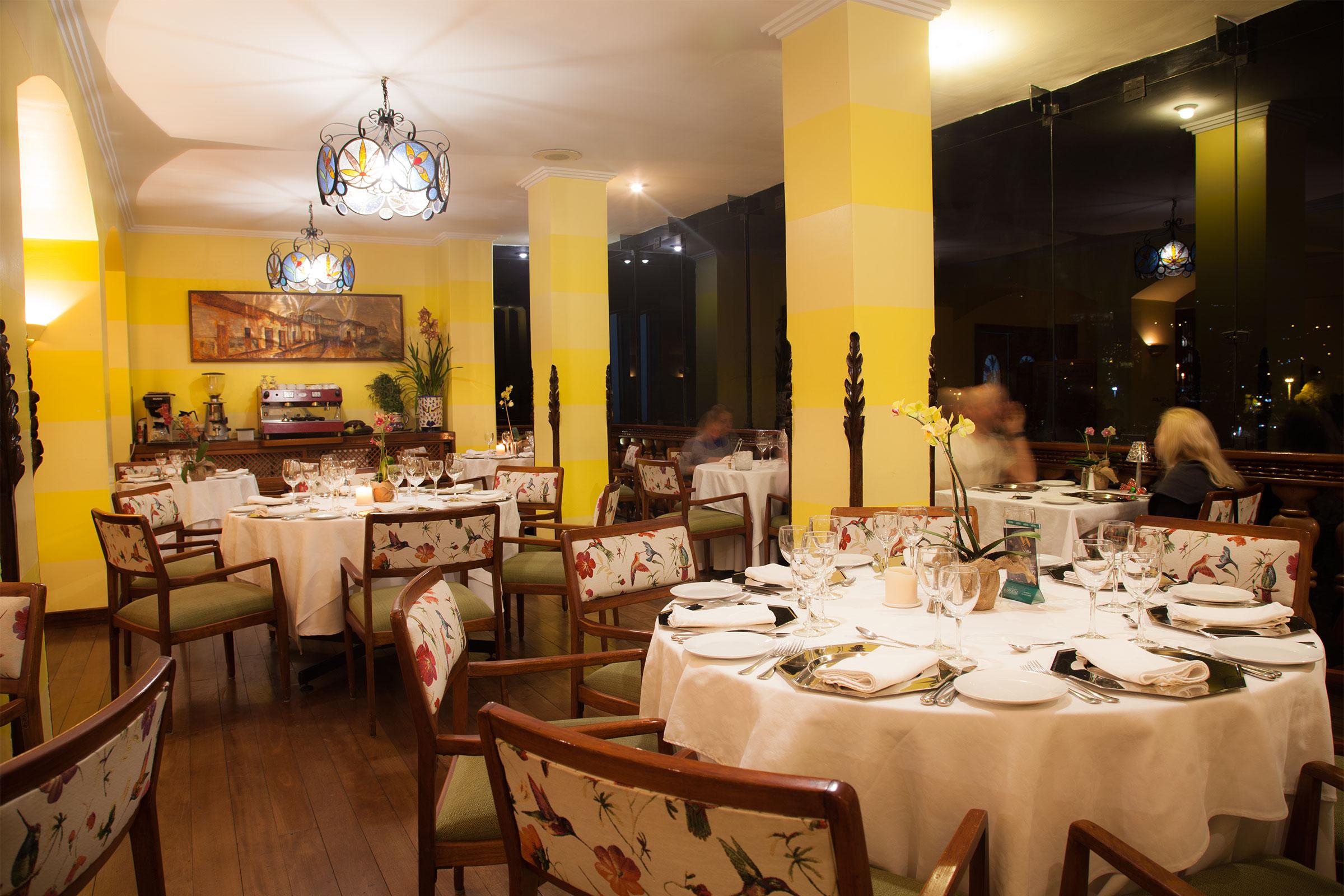 Hotel Victoria Restaurant Cuenca